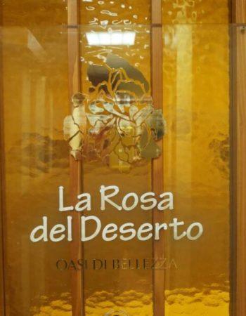 LA ROSA NEL DESERTO (centro estetico)